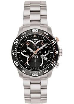 Швейцарские наручные  женские часы Traser TR.100298. Коллекция Ladytime