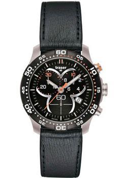 Швейцарские наручные  женские часы Traser TR.100333. Коллекция Ladytime