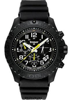 Швейцарские наручные  мужские часы Traser TR.102910. Коллекци Sport