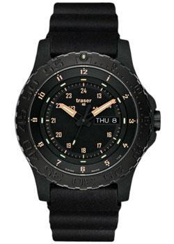 Швейцарские наручные  мужские часы Traser TR.103420. Коллекци Professional
