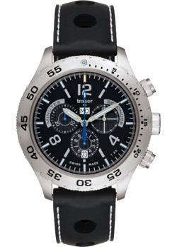 Швейцарские наручные  мужские часы Traser TR.105036. Коллекци Classic