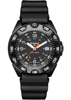 Швейцарские наручные  мужские часы Traser TR.105476. Коллекци Professional