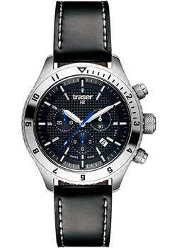 Швейцарские наручные  мужские часы Traser TR.106974. Коллекци Classic