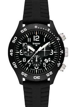 Швейцарские наручные  мужские часы Traser TR.107101. Коллекци Professional