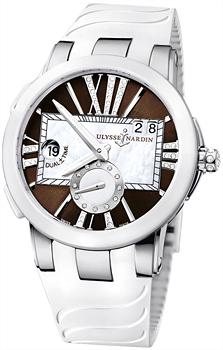 Швейцарские наручные  женские часы Ulysse Nardin 243-10-3-30-05