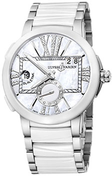 Швейцарские наручные  женские часы Ulysse Nardin 243-10-7-391