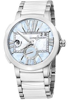 Швейцарские наручные  женские часы Ulysse Nardin 243-10-7-393