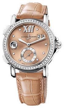 Швейцарские наручные  женские часы Ulysse Nardin 243-22B-30-09