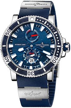 Швейцарские наручные мужские часы Ulysse Nardin 263-91LE-3
