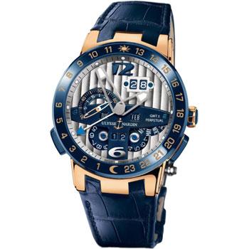 Ulysse Nardin Швейцарские наручные  мужские часы Ulysse Nardin 326-00