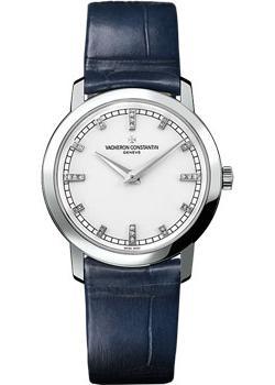 Швейцарские наручные  женские часы Vacheron Constantin 25155-000G-9584