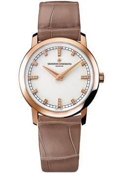 Швейцарские наручные  женские часы Vacheron Constantin 25155-000R-9585