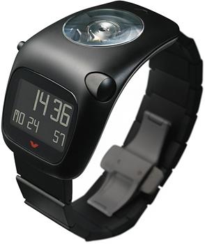 Швейцарские наручные  мужские часы Ventura W76S