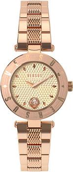 fashion наручные  женские часы Versus S7713-0017. Коллекция Logo