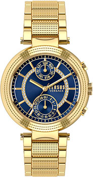fashion наручные  женские часы Versus S7907-0017. Коллекция Star Ferry