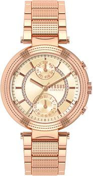fashion наручные  женские часы Versus S7909-0017. Коллекция Star Ferry