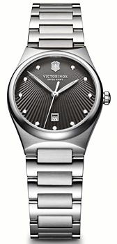 Швейцарские наручные  женские часы Victorinox Swiss Army 241512. Коллекция Victoria