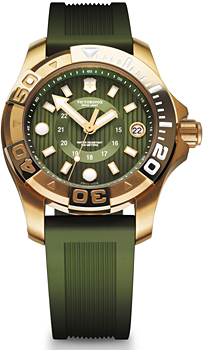Швейцарские наручные  женские часы Victorinox Swiss Army 241557. Коллекция Dive Master 500