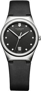 Швейцарские наручные  женские часы Victorinox Swiss Army 241632. Коллекция Victoria
