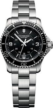 Швейцарские наручные женские часы Victorinox Swiss Army 241708. Коллекция Maverick Small