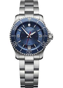 Швейцарские наручные  женские часы Victorinox Swiss Army 241709. Коллекция Maverick Small