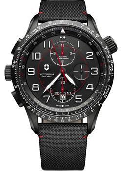Швейцарские наручные мужские часы Victorinox Swiss Army 241716. Коллекция AirBoss