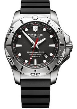 Швейцарские наручные мужские часы Victorinox Swiss Army 241733. Коллекция I.N.O.X.
