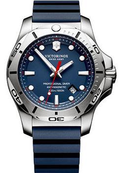 Швейцарские наручные мужские часы Victorinox Swiss Army 241734. Коллекция I.N.O.X.