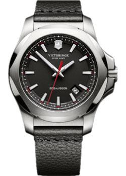 Швейцарские наручные мужские часы Victorinox Swiss Army 241737. Коллекция I.N.O.X.