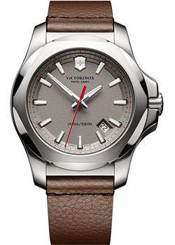 Швейцарские наручные мужские часы Victorinox Swiss Army 241738. Коллекция I.N.O.X.