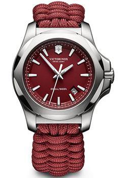 Швейцарские наручные  мужские часы Victorinox Swiss Army 241744. Коллекция I.N.O.X.