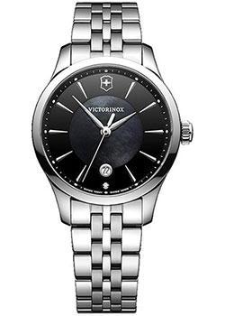 Швейцарские наручные  женские часы Victorinox Swiss Army 241751. Коллекция Alliance