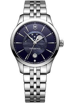 Швейцарские наручные  женские часы Victorinox Swiss Army 241752. Коллекция Alliance