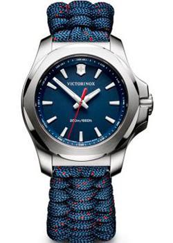Швейцарские наручные  женские часы Victorinox Swiss Army 241770. Коллекция I.N.O.X. V