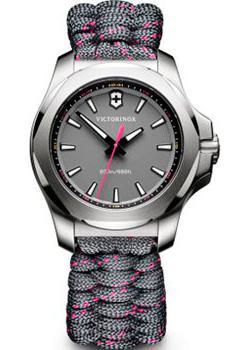 Швейцарские наручные  женские часы Victorinox Swiss Army 241771. Коллекция I.N.O.X. V