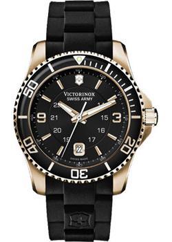 Швейцарские наручные мужские часы Victorinox Swiss Army 249101. Коллекция Maverick GS