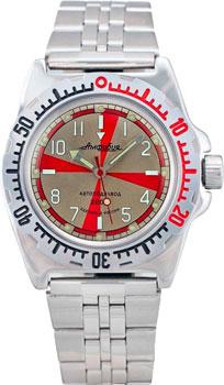 Российские наручные  мужские часы Vostok 110651. Коллекци Амфиби