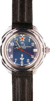 Российские наручные  мужские часы Vostok 211289. Коллекция Командирские