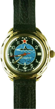 Российские наручные  мужские часы Vostok 219163. Коллекци Командирские