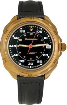 Российские наручные  мужские часы Vostok 219179. Коллекция Командирские Классика
