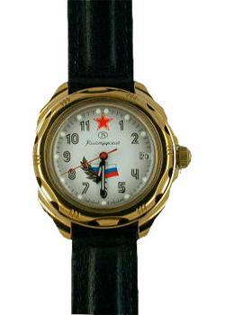Российские наручные  мужские часы Vostok 219277. Коллекция Командирские