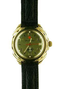 Российские наручные  мужские часы Vostok 219451. Коллекция Командирские Классика