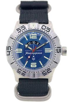 Российские наручные  мужские часы Vostok 350669. Коллекция Командирские Классика