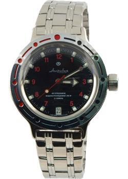 Российские наручные  мужские часы Vostok 420280. Коллекци Амфиби
