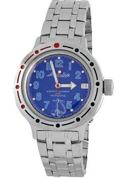 Российские наручные  мужские часы Vostok 420382. Коллекци Амфиби