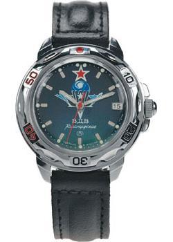 Российские наручные  мужские часы Vostok 431021. Коллекци Командирские