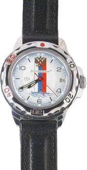 Российские наручные  мужские часы Vostok 431330. Коллекци Командирские