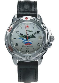 Российские наручные  мужские часы Vostok 431535. Коллекци Командирские