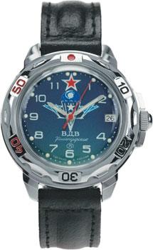 Российские наручные  мужские часы Vostok 431818. Коллекци Командирские