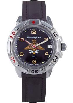 Российские наручные  мужские часы Vostok 431928. Коллекция Командирские Классика